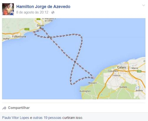 Travessia Canal da Mancha