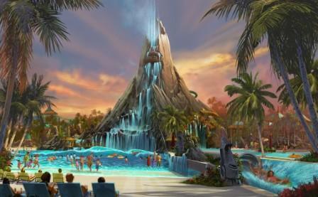 Novo Volcano Bay Park abrirá em 2017 em Orlando