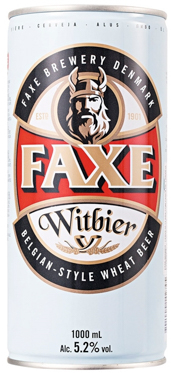 Faxe Witbier-2