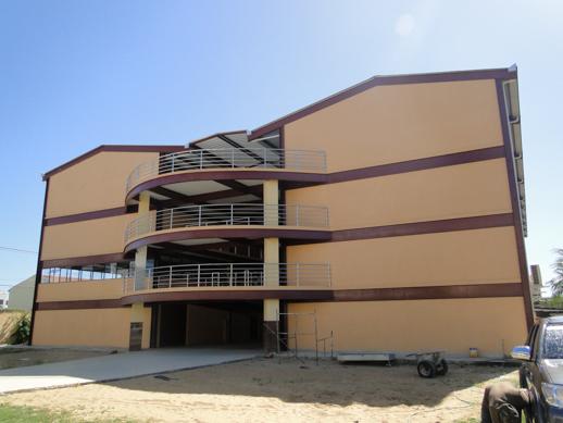 Novo prédio construído na UCAM para abrigar os laboratórios de PD&I das Engenharias – Foto: Divulgação