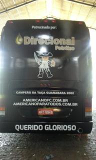 Americano ônibus novo traseira-3