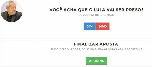 Bolão do Lula