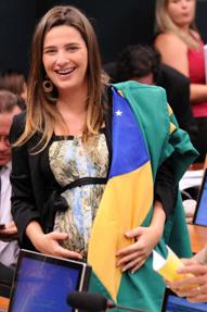 Clarissa Garotinho a favor do impeachment-3