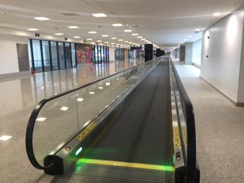 Aeroporto do Galeão - novo píer (5) - esteira-2