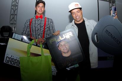 O Prêmio Fluir era o Oscar do surfe brasileiro