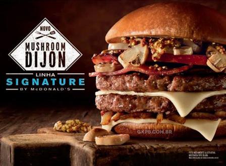 McDonald´s Mushroom Dijon-2