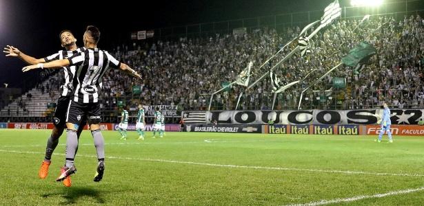 Botafogo 3x1 Palmeiras - Brasileiro 2016