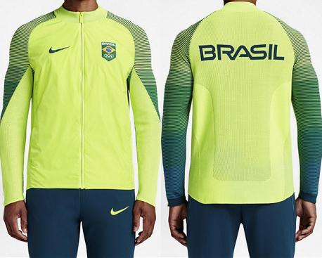 Casaco Time Brasil-2