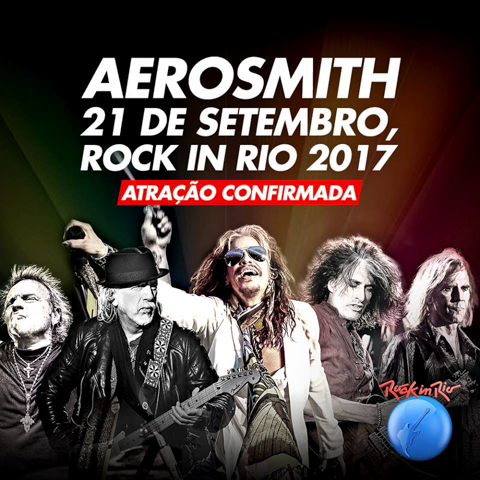 Rock in Rio 2017 - Aerosmith-2