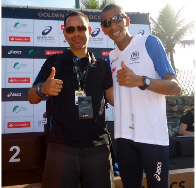 Com Solonei Silva na GFA