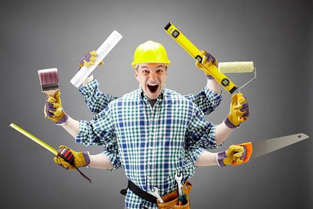 Faz Tudo: Empresa aluga tendas, palcos, banheiros químicos, faz obras, manutenção de escolas e creches, entre outras atividades / Imagem ilustrativa