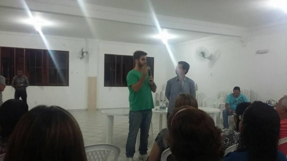 Facebook/Rogério Araújo