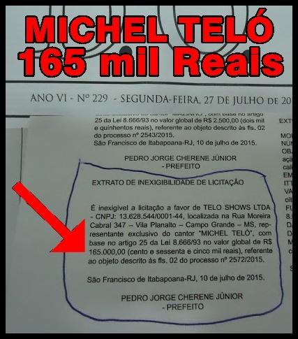 Reprodução/Blog do Carlos Jorge