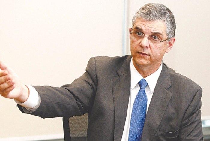 """""""Eu não garanto 13 folhas ano que vem. Não temos como dizer como será o pagamento"""", diz Gustavo Barbosa Dhavid Normando / Divulgação"""