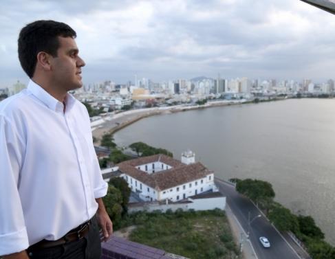 Prefeito Rafael Diniz