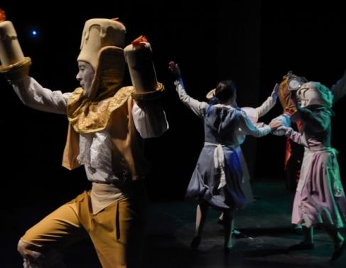 Espetáculo atraiu público no Trianon