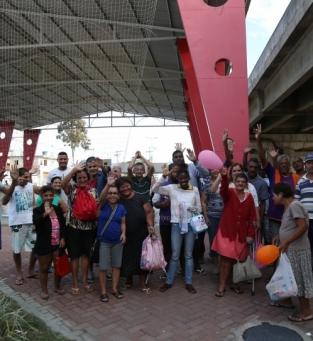 Programação teve início na Vila Olímpica em Guarus