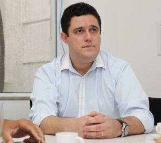 Presidente da Câmara, Marcão Gomes (Rede)