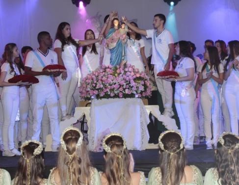 Festa de Maria no Isecensa