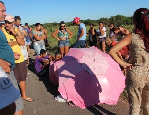 Acidente na estrada de Babosa