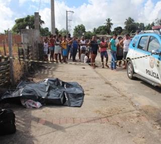 Jovem morto a tiros em Ponta da Lama