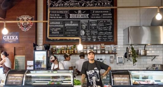 Restaurante em São Paulo
