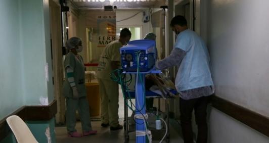Captação de órgãos no HFM