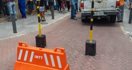 João Pessoa é uma das ruas fechadas para tráfego de veículos