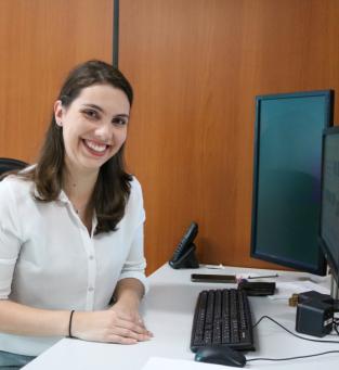 Thais de Maria é servidora de carreira e atuava como advogada na Procuradoria municipal