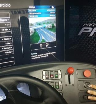 Instrutor do Sest Senat, Eduardo Lugão informou que para exercer a profissão é necessário fazer o curso de veículos automotores e elétricos
