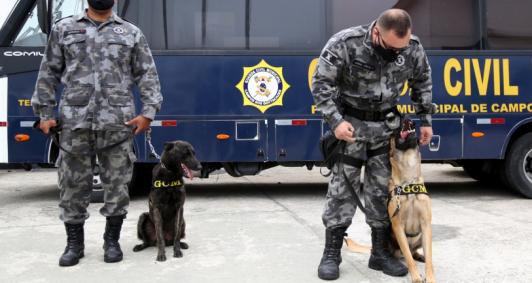 Grupamento de Operações com Cães