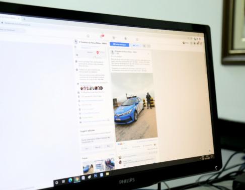 A PMERJ conta com informações e denúncias feitas por internautas
