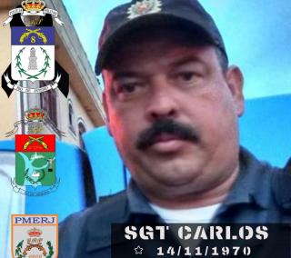 Sargento PM Carlos Eduardo de Souza Pereira