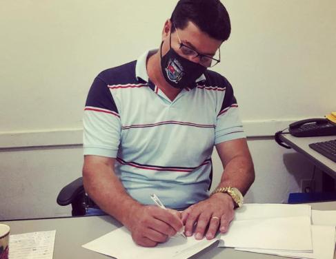 Amarildo já assinou ofício ao Butantan