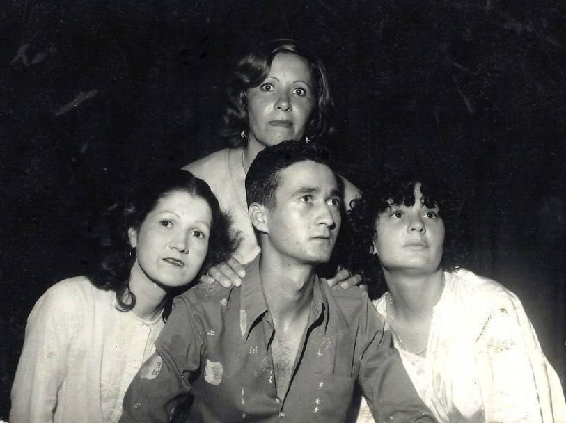 Marisa Almeida atuou no teatro por 45 anos