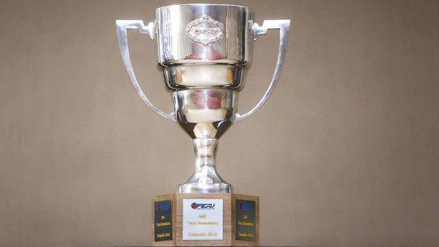 Campeão da Taça Guanabara será o líder após 11 rodadas