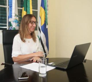 Prefeita de Quissamã, Fátima Pacheco é a presidente do consórcio