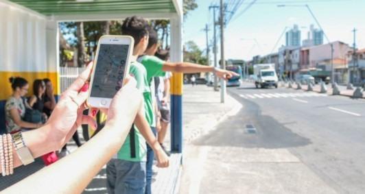 Aplicativo facilitava vida de usuários do transporte coletivo