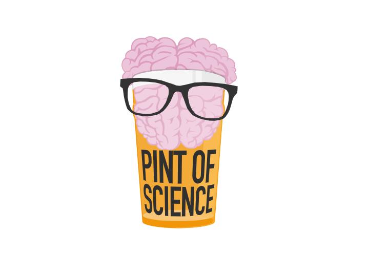 Logo do Pint of Science